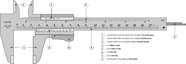 least count of vernier caliper
